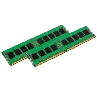16GB Kingston ValueRAM DDR4-2400 DIMM CL17 Dual Kit