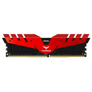 8GB TeamGroup T-Force Dark rot DDR4-3000 DIMM CL16 Dual Kit