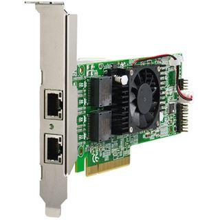 Thecus NAS 10Gbit-Erweiterungskarte für NAS 2port RJ45