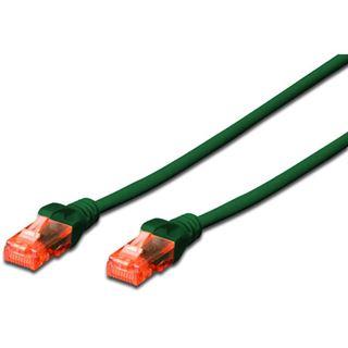 (€0,89*/1m) 10.00m Digitus Cat. 6 Patchkabel U/UTP RJ45 Stecker