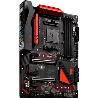 ASRock X370 Gaming K4 AMD X370 So.AM4 Dual Channel DDR4 ATX Retail