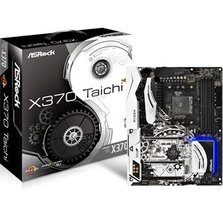 ASRock X370 Taichi AMD X370 So.AM4 Dual Channel DDR4 ATX Retail