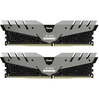 16GB TeamGroup T-Force Dark ROG grau DDR4-3000 DIMM CL16 Dual Kit