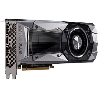 11GB Gigabyte GeForce GTX 1080 Ti Founders Edition Aktiv PCIe 3.0 x16