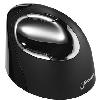 Evoluent VerticalMouse Bluetooth silber/schwarz (kabellos)