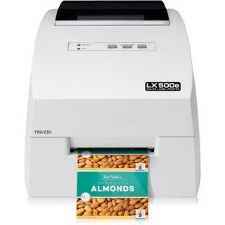 PRIMERA LX500ec mit Cutter