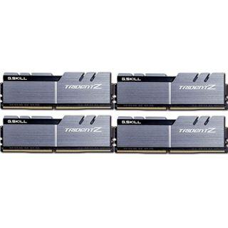 64GB G.Skill Trident Z silber/schwarz DDR4-3200 DIMM CL16 Quad Kit