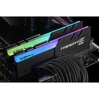32GB G.Skill Trident Z RGB DDR4-3600 DIMM CL17 Dual Kit