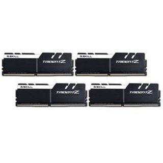 32GB G.Skill Trident Z schwarz/weiß DDR4-3866 DIMM CL18 Quad Kit