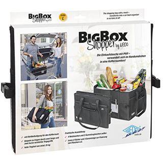 WEDO BigBox Shopper, Größe: L, schwarz