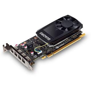 4GB PNY Quadro P1000 Aktiv PCIe 3.0 x16 (Retail)