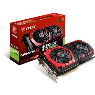 11GB MSI GeForce GTX 1080 Ti GAMING X 11G Aktiv PCIe 3.0 x16 (Retail)