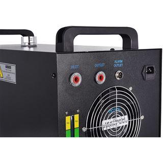 Alphacool Eiszeit Chiller 2000 externe Wasserkühlung mit 230V