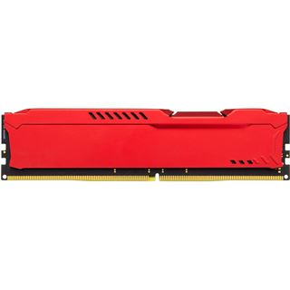 64GB HyperX FURY rot DDR4-2133 DIMM CL14 Quad Kit