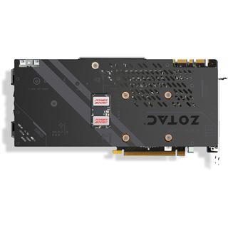 11GB ZOTAC GeForce GTX 1080 Ti AMP Aktiv PCIe 3.0 x16 (Retail)