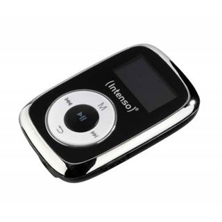 Intenso MP3 Music Mover Clip 8GB MP3 Player schwarz retail