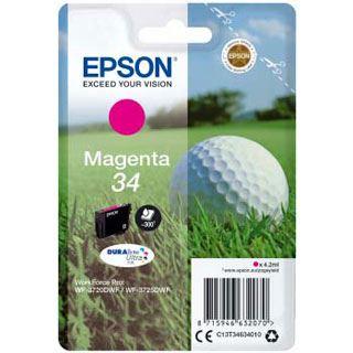 Epson Tinte T3464 magenta 4.2ml