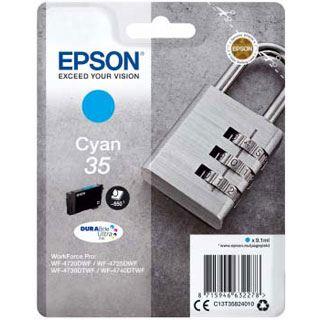 Epson Tinte T3582 cyan 9.1ml