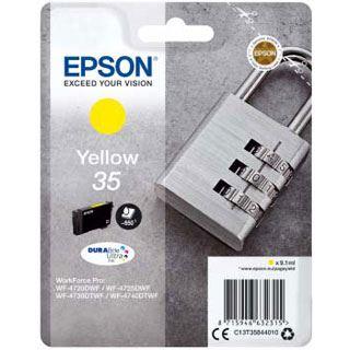 Epson Tinte C13T35864010 gelb 9.1ml