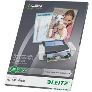 Leitz iLAM Laminierfolie A3 80mic
