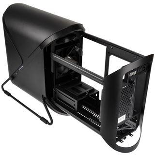 BitFenix Portal ITX Tower ohne Netzteil schwarz