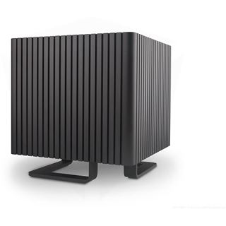 Streacom DB4 Fanless Mini-ITX ohne Netzteil schwarz