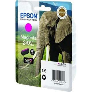 Epson Tinte 24 XL C13T24334022 magenta