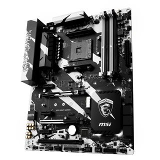 MSI X370 KRAIT GAMING AMD X370 So.AM4 Dual Channel DDR4 ATX Retail