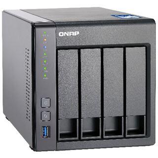 QNAP Turbo Station TS-431X-2G ohne Festplatten