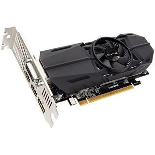 2GB Gigabyte GeForce GTX 1050 OC LP Aktiv PCIe 3.0 x16 (Retail)
