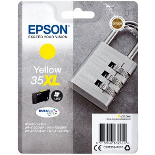 Epson Tinte C13T35944010 20.3ml gelb