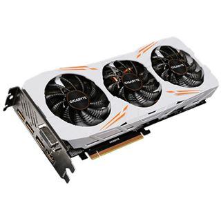 11GB Gigabyte GeForce GTX 1080 Ti Gaming OC Aktiv PCIe 3.0 x16