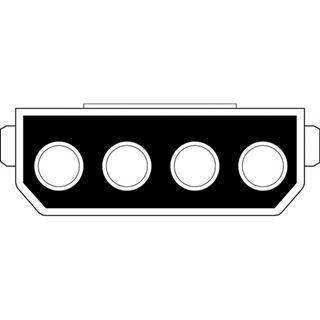 (€7,80*/1m) 0.50m Digitus SATA Anschlusskabel SATA Stecker +