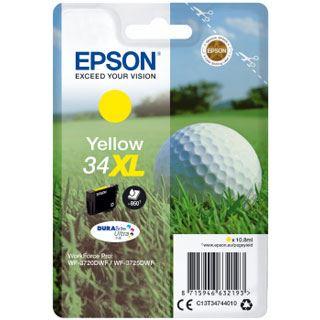 Epson Tinte 34 XL C13T34744010 gelb