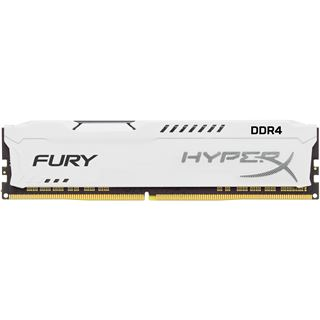 32GB HyperX FURY weiß DDR4-2133 DIMM CL14 Dual Kit