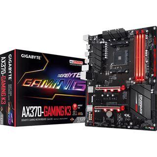 Gigabyte GA-AX370-Gaming K3 AMD X370 So.AM4 Dual Channel DDR4 ATX