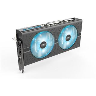 8GB Sapphire Radeon RX 580 Nitro+ Limited Edition Aktiv PCIe 3.0 x16