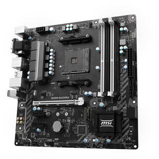 MSI B350M BAZOOKA AMD B350 So.AM4 Dual Channel DDR4 mATX Retail