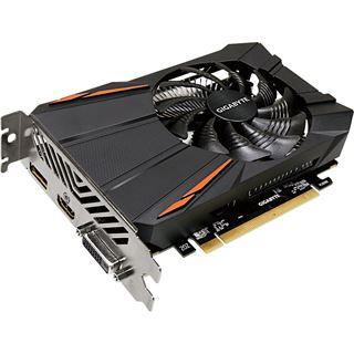 2GB Gigabyte Radeon RX 550 D5 Aktiv PCIe 3.0 x16 (x8) (Retail)