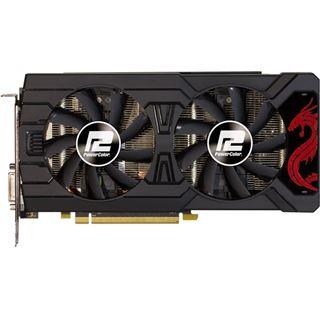 4GB PowerColor Radeon RX 570 Red Dragon Aktiv PCIe 3.0 x16 (Retail)