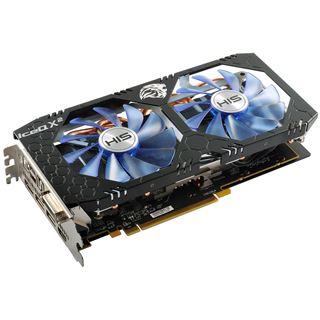 8GB HIS Radeon RX 580 IceQ X2 OC Aktiv PCIe 3.0 x16 (Retail)