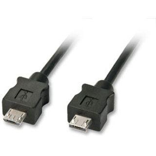 (€6,90*/1m) 1.00m Lindy USB2.0 Anschlusskabel voll geschirmt USB