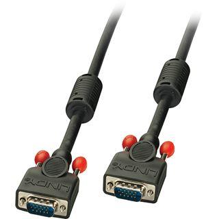(€2,40*/1m) 30.00m Lindy VGA Anschlusskabel doppelt geschirmt
