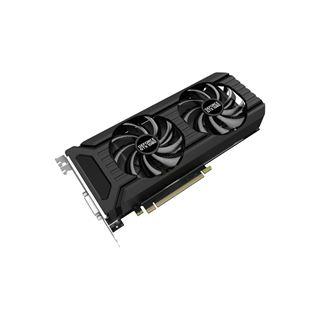 8GB Palit GeForce GTX 1080 Dual Aktiv PCIe 3.0 x16 (Retail)