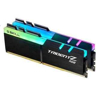 32GB G.Skill Trident Z RGB DDR4-2400 DIMM CL15 Dual Kit
