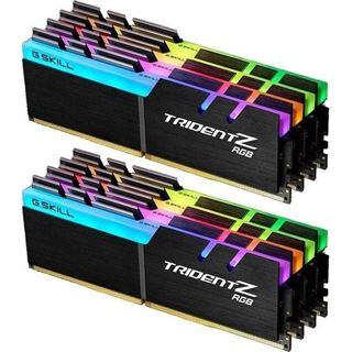 128GB G.Skill Trident Z RGB DDR4-3200 DIMM CL14 Octa Kit
