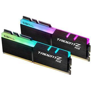 32GB G.Skill Trident Z RGB DDR4-3333 DIMM CL16 Dual Kit