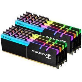 128GB G.Skill Trident Z RGB DDR4-3333 DIMM CL16 Octa Kit