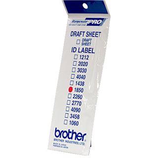 Brother ID1850 Stempel Etiketten 18x50mm