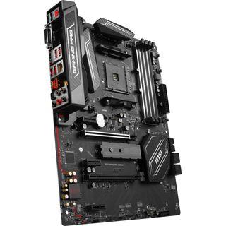 MSI B350 GAMING PRO CARBON AMD B350 So.AM4 Dual Channel DDR4 ATX